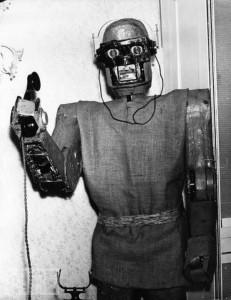 Робот-телефонист